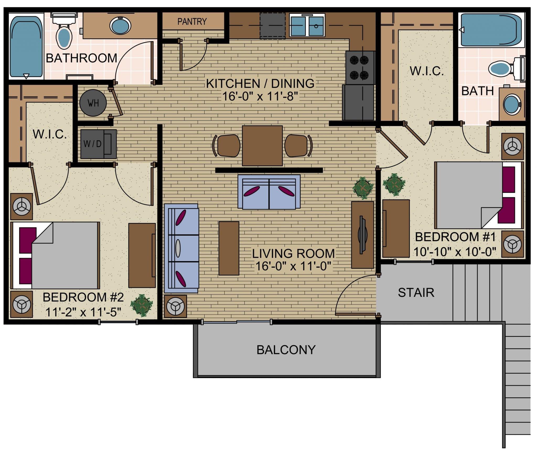 Mill Creek Apartments